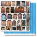 papier Mediterranean Dreams- Old Doors